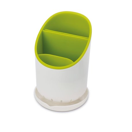 Сушилка для столовых приборов Dock зеленая