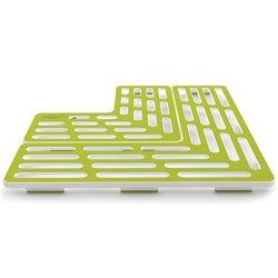 Подложка для раковины универсальная SinkSaver зеленая/белая, Joseph Joseph