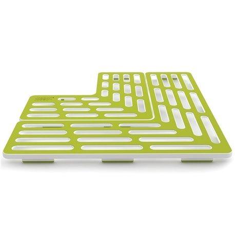 Подложка для раковины универсальная sinksaver™ зеленая/белая