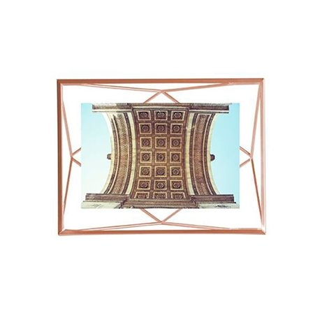 Фоторамка prisma 10х15 медь
