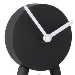 Часы настольные Umbra Buddy черные