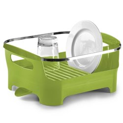Сушилка для посуды Umbra Basin зеленая