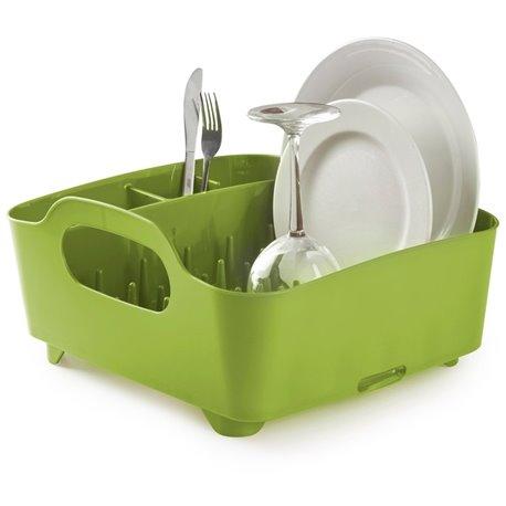 Сушилка для посуды Umbra Tub зеленая