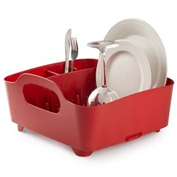 Сушилка для посуды Tub красная, Umbra