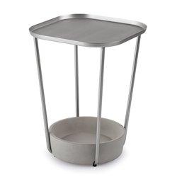 Столик придиванный Umbra Tavalo никель