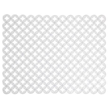 Подложка для раковины Meridian прозрачная