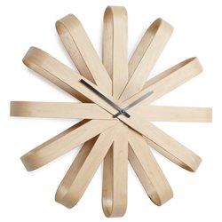 Настенные часы Umbra Ribbon дерево
