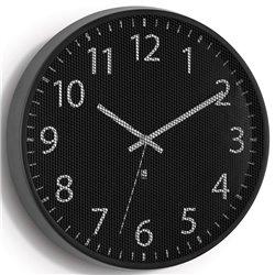 Часы настенные Umbra Perftime черные