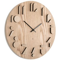 Часы настенные Shadow, Umbra