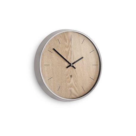 Настенные часы Umbra Madera светлое дерево