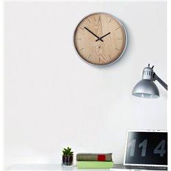 Настенные часы Madera светлое дерево, Umbra