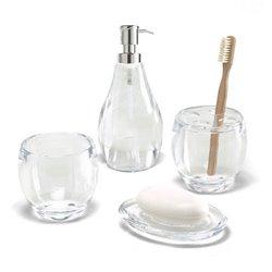 Подставка для зубных щеток Вroplet морская волна, Umbra