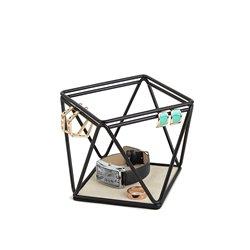 Оргайзер для украшений prisma низкий чёрный