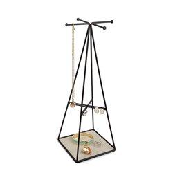 Органайзер для украшений prisma высокий чёрный, Umbra