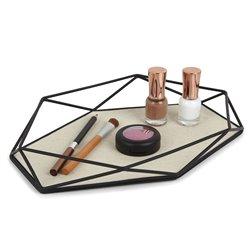 Органайзер-поднос для украшений prisma чёрный, Umbra