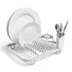 Сушилка для посуды Sinkin белая