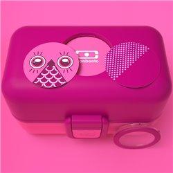 Ланч бокс MB Tresor розовый