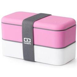 Ланч-бокс MB Original розовый