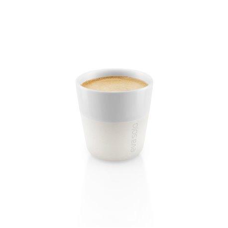 Чашки для эспрессо 80 мл 2 шт белые, Eva Solo