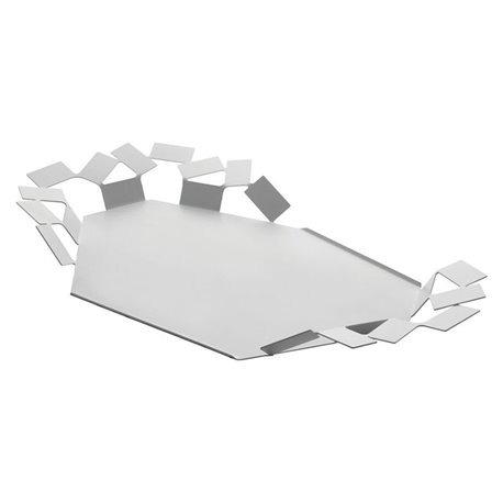 Поднос La Stanza dello Scirocco белый