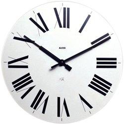 Часы настенные Firenze белые, Alessi