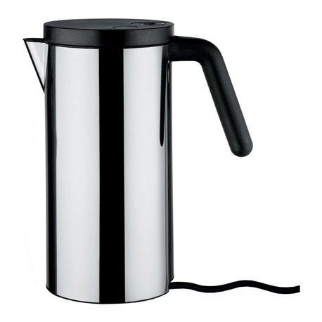 Электрический чайник Alessi Hot.it черный