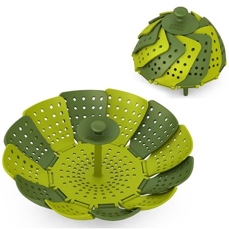 Пароварка складная lotus™ зеленая