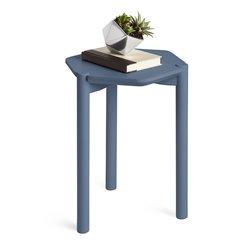 Столик журнальный Hexa дымчато-синий, Umbra