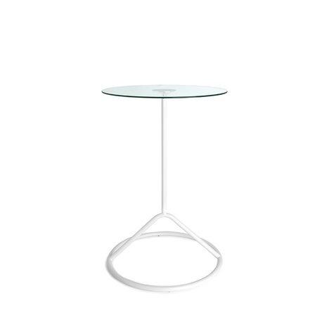 Столик кофейный Umbra Loop белый