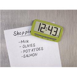 Таймер-часы кухонные на клипсе Clip Timer™ зеленый