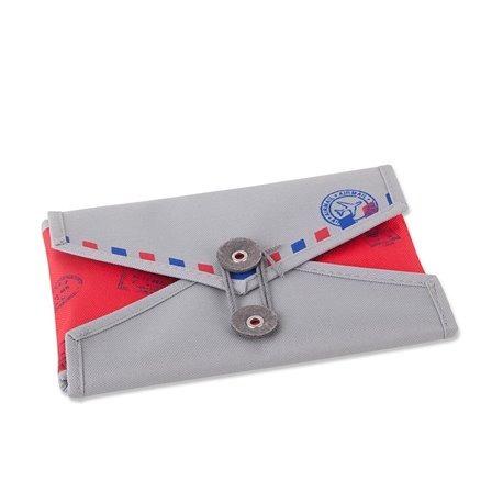 Органайзер для путешествий Envelope красный