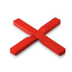 Подставка под горячее магнитная magnetic trivet красная, Eva Solo