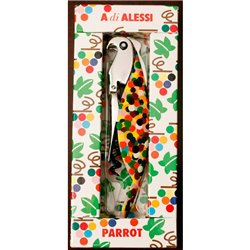 Штопор Parrot разноцветный, Alessi