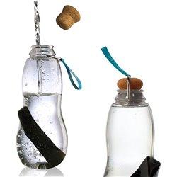 Эко-бутылка eau good с фильтром голубая
