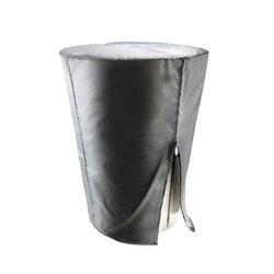 Чехол для гриля 49 см черный