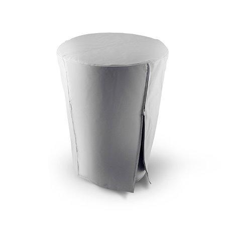 Чехол для гриля 59 см серый