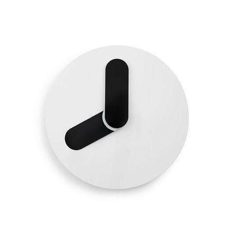 Часы настенные Bold белые