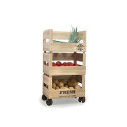 Полки для хранения овощей Fresh market, Balvi