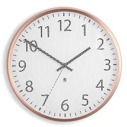 Часы настенные Perftime медь, Umbra