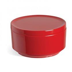 Контейнер для хранения Step красный
