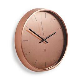 Часы настенные Meta медь, Umbra