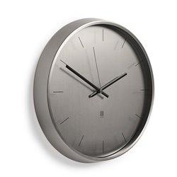 Часы настенные Meta никель, Umbra