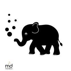 Наклейка для мела Elephant