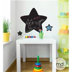 Наклейка для рисования мелом Stars shine