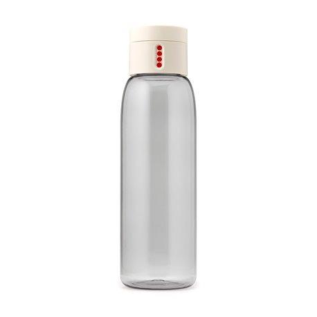 Бутылка для воды dot 600 мл белая