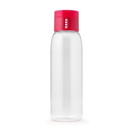 Бутылка для воды dot 600 мл розовая