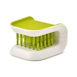 Щетка для столовых приборов и ножей bladebrush зеленая, Joseph Joseph