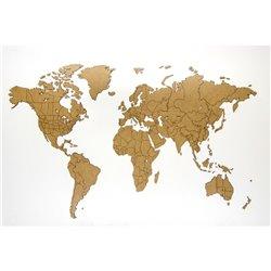 Пазл «Карта мира» base 100х60 см