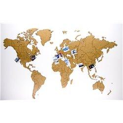 Пазл «Карта мира» base 100х60 см, Mimi