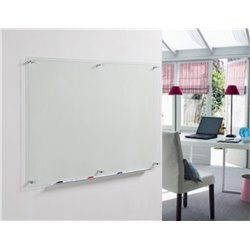 Стеклянная маркерная доска Krystal 60х90 см прозрачная